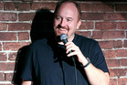 A scene from comedian Louie CK's TV show Louie. Photo / Supplied