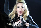 Madonna is being sued over the use of uncleared samples, 22 years after her single Vogue was released. Photo / AP