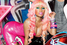Super Bass singer Nicki Minaj is coming to New Zealand for a September 28 show. Photo / Supplied