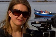 Sharron Ward is a London-based New Zealand documentary maker who has been detained twice in Libya. Photo / supplied 