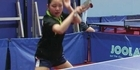 Watch: 16 year old Olympic table tennis prodigy