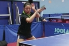 Ariel Hsing, a 16 year old table tennis prodigy, who has become pals with Warren Buffet and Bill Gates, will be going to London to represent the US in the Olympics later this Summer. The Indian Community Center where she trains has also produced two other table tennis Olympic team members this year, Lily Zhang, 16, and Timothy Wang, 20.