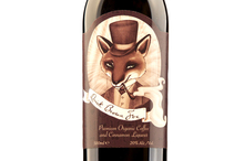 Quick Brown Fox coffee and cinnamon liqueur. Photo / Supplied