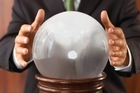 In such an economically uncertain world, it's a brave person who brings out an employment crystal ball. Photo / Thinkstock