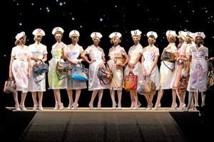 Louis Vuitton - Marc Jacobs retrospective. Photo / Supplied