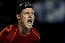 Lleyton Hewitt is a cunning adversary. Photo / Getty Images