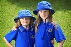 Sisters Lauren Slater and Olivia Slater. Photo / Greg Bowker