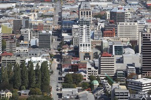 Insurers look likely to foot 80 percent of the $20 billion price tag put on the Christchurch earthquakes. Photo / File