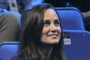 Pippa Middleton sister of Kate, Duchess of Cambridge. Photo / AP