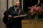 Singer Steve Earle. Photo / Supplied