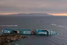 The Costa Concordia cruise