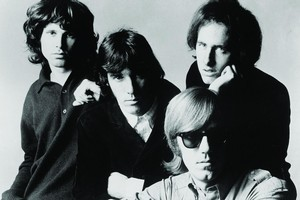 The Doors saved some of their best music for last, recording LA Woman in the early 70s, shortly before Jim Morrison's death. Photo / Supplied