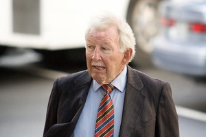 Sir Ron pops up again, but these days, no one's rushing to buy. File photo / Greg Bowker