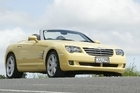 Chrysler Crossfire roadster. Photo / Supplied