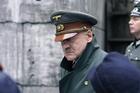 Bruno Ganz plays Adolf Hitler in the film Downfall. Photo / Supplied
