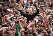 In a last-ditch bid to sell Big Day Out tickets, organisers are offering special deals for the Auckland leg of the tour. Photo / Richard Robinson. 