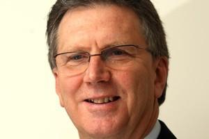 Sanford Shareholders Association chairman John Hawkins. Photo / Dean Purcell