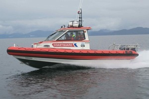Coastguard volunteers are seeking boaties' help in reducing the boating death rate. Photo / Supplied