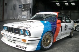 The legendary M3. Photo / Supplied