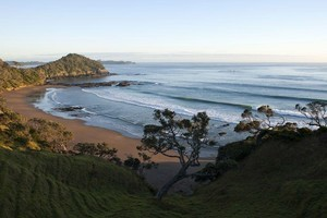 Northland's Daisy Bay is one of 'The New Zealand Good Beach Guide' author Tim Rainger's favourite beaches. Photo / Supplied