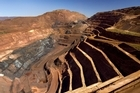 Rio Tinto's iron ore operations produced a record 65 million tonnes in three months. Photo / Supplied