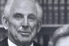 Sir Maurice Casey. Photo / NZ Herald archives