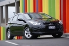 Hyundai i40. Photo / Supplied