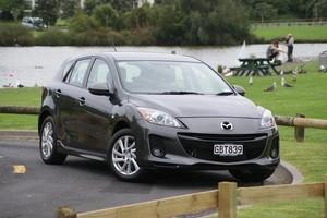 Mazda3. Photo / David Linklater
