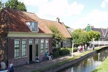 Zuiderzee Museum in Enkhuizen, near Amsterdam, The Netherlands. Photo / Wikimedia Commons