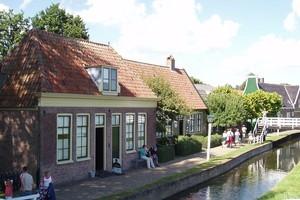 Zuiderzee Museum in Enkhuizen, near Amsterdam, The Netherlands. Photo / Wikimedia Commons