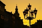 The streets of Lviv at sunset. Photo / Thinkstock