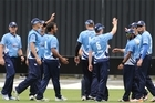 The Auckland Aces. Photo / Otago Daily Times
