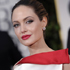 But those that opted for a bold red lip made a statement on the red carpet: Angelina Jolie. Photo / AP