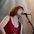 Julia Deans of The Adults performs at the Big Day Out 2012. Photo / Getty Images