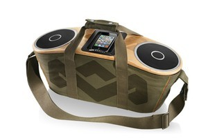 The cool and portable House of Marley Bag of Rhythm. Photo / Supplied