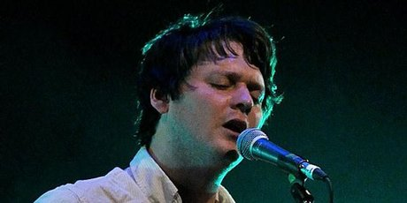 Beirut's Zac Condon perfroms during the band's recent show at the Opera House in Wellington. Photo / Don Fierro @ Volume