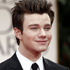 Glee star, Chris Colfer arrives at the 2012 Golden Globe Awards. Photo / AP