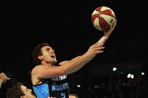 Daryl Corletto spent 10 years with the Melbourne Tigers before joining the Breakers this season. Photo / Getty Images
