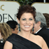 Debra Messing arrives at the 2012 Golden Globe Awards. Photo / AP