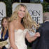 Elle Macpherson arrives at the 2012 Golden Globe Awards. Photo / AP
