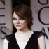 Emma Stone arrives at the 2012 Golden Globe Awards. Photo / AP