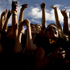 Punters enjoy the music at the Big Day Out 2012. Photo / Dean Purcell