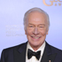 Actor Christopher Plummer poses backstage with the award for Best Supporting Actor in a Motion Picture for the film 'Beginners'. Photo / AP