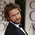 Gerard Butler arrives at the 2012 Golden Globe Awards. Photo / AP