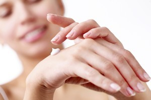 Keep hands feeling soft and supple by moisturising daily with a good hand cream. Photo / Thinkstock