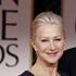 Helen Mirren, left, and Taylor Hackford arrive at the 2012 Golden Globe Awards. Photo / AP