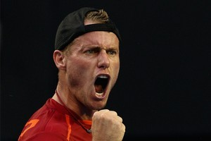 Lleyton Hewitt. Photo / Getty Images