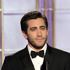 Presenter Jake Gyllenhaal appears during the 69th Annual Golden Globe Awards. Photo / AP