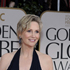 Jane Lynch arrives at the 2012 Golden Globe Awards. Photo / AP