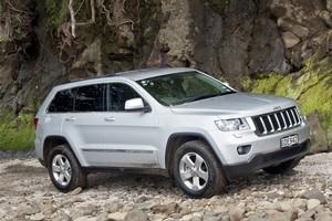 Jeep Grand Cherokee Laredo. Photo / Supplied